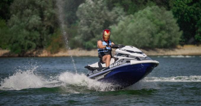 Alquiler Moto de agua Yamaha con título de navegación