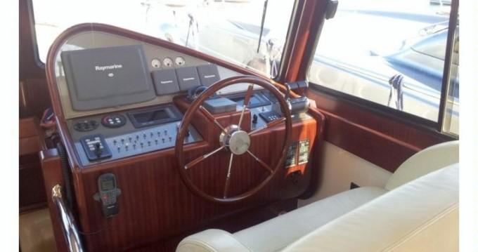 Alquiler de barcos Yatch abati  Portland 55 enSperlonga en Samboat