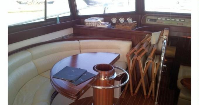 Alquiler Yate Yatch abati  con título de navegación