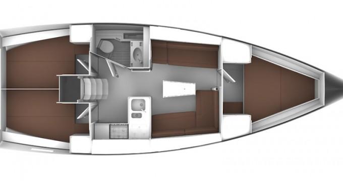 Alquiler Velero en Rhodes - Bavaria Cruiser 37