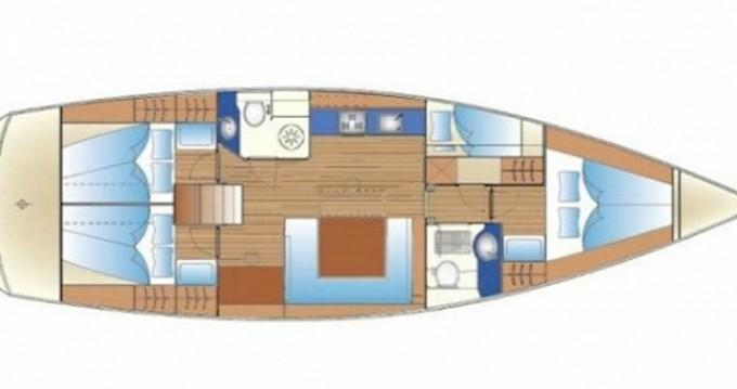 Alquiler Velero en Rhodes - Bavaria Bavaria 47 Cruiser