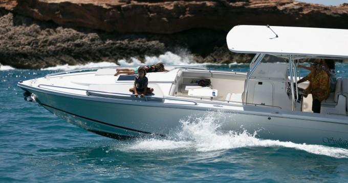 Alquiler de Lancha, con o sin patrón jefferson Isla de Ibiza