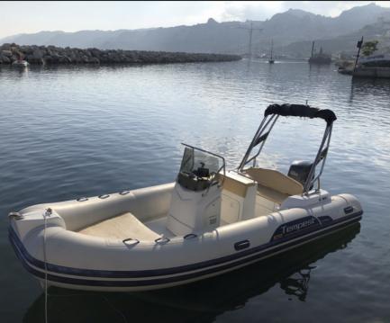 Alquiler de yate Marseille - Capelli Tempest 570 Luxe en SamBoat