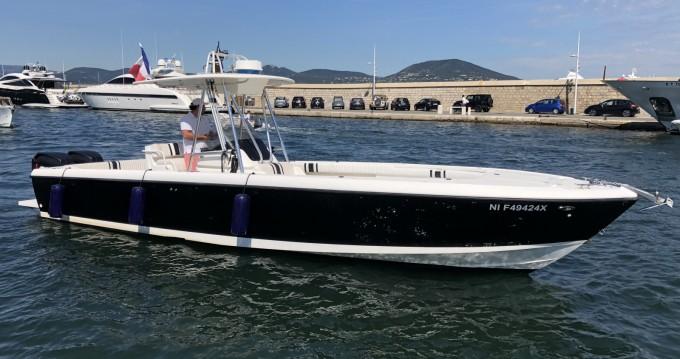 Alquiler Lancha en Port Grimaud - Intrepid 32