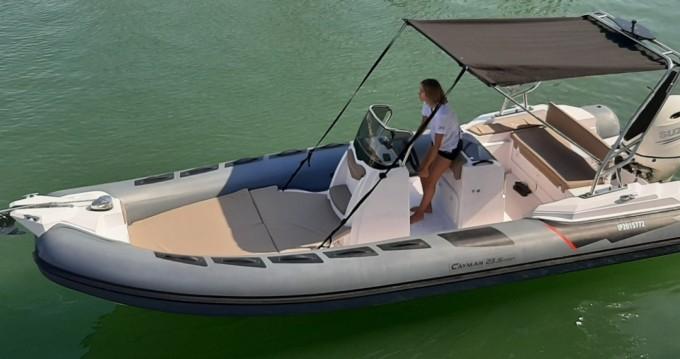 Alquiler de barcos Ranieri Cayman 23 Sport enFréjus en Samboat