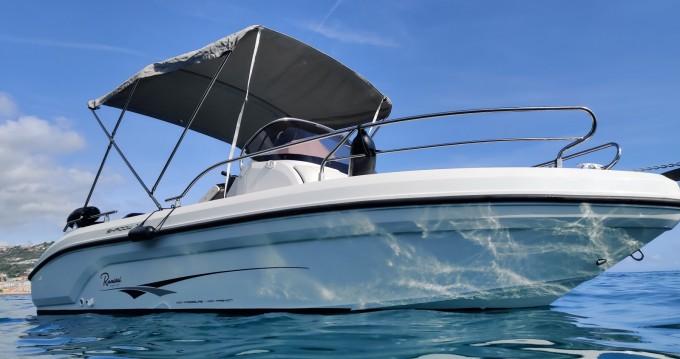 Alquiler de yate Menton - Ranieri Shadow 19 en SamBoat