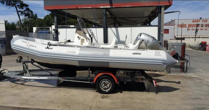 Alquiler de barcos Master Pro Open 5,50M  enMartigues en Samboat