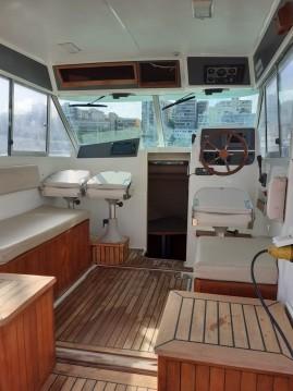 Alquiler de barcos Palma de Mallorca barato de Merry Fisher 750 Cruiser