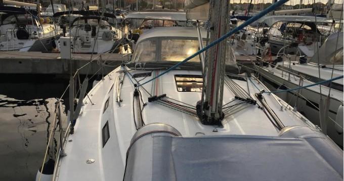 Alquiler de Bavaria Bavaria 40 Cruiser S en Port de Palamós