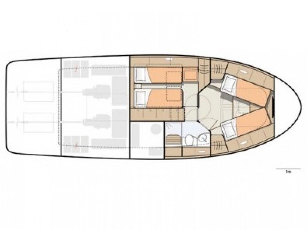 Alquiler de barcos Seaway Greenline 40 enDouro Marina en Samboat