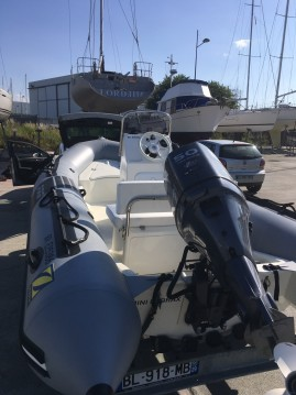 Alquiler de yate Brest - Zodiac Pro 9 Man en SamBoat