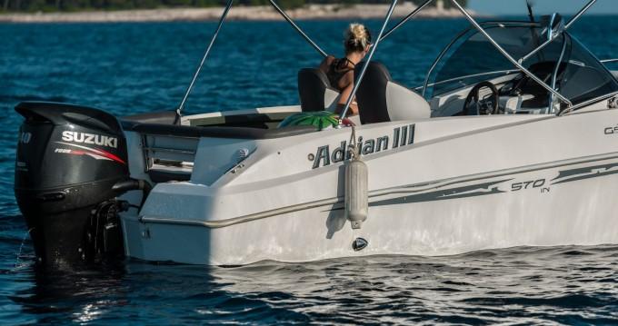 Alquiler de barcos Mali Lošinj barato de 570 Sun Deck