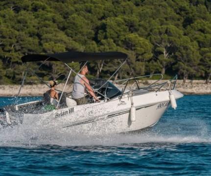 Galia 570 Sun Deck entre particulares y profesional Mali Lošinj