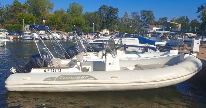 Alquiler de barcos Capelli Capelli 626 enSaint-Florent en Samboat