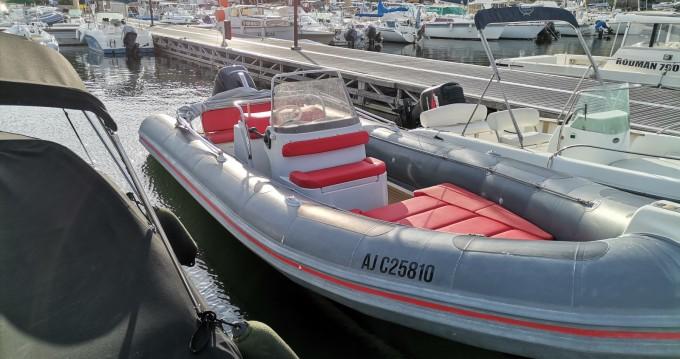 Alquiler de barcos Valiant 760 enSaint-Pierre-Quiberon en Samboat