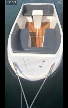 Alquiler de barcos El Campello barato de 530 CLASSIC