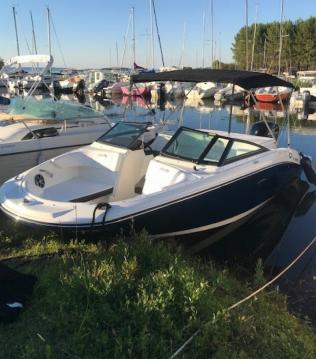 Alquiler de barcos Biscarrosse barato de SPX 190 OB