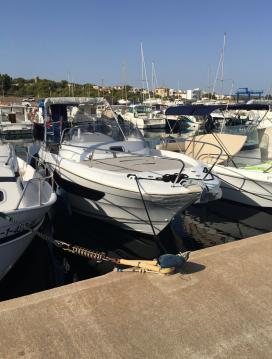Alquiler de barcos Saint-Florent barato de Cap Camarat 7.5 WA Serie 2