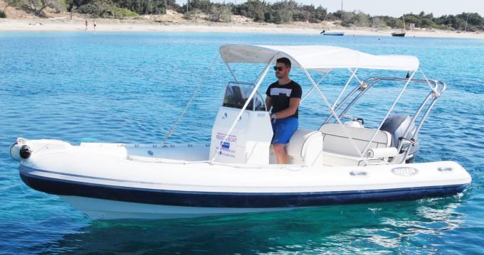 Alquiler de barcos Agía Ánna barato de 5.50