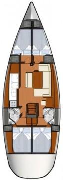 Alquiler de yate Atenas - Jeanneau Sun Odyssey 44i en SamBoat