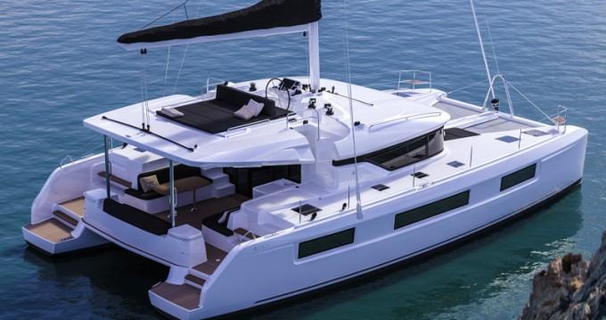 Alquiler de yate Castellammare di Stabia - Lagoon Lagoon 50 en SamBoat