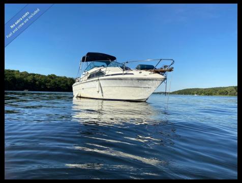Sea Ray Sea Ray 245 Sundancer entre particulares y profesional Spandau