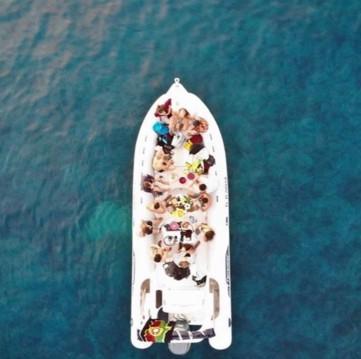 Alquiler de barcos Capelli Tempest 750 enSaint-Raphaël en Samboat
