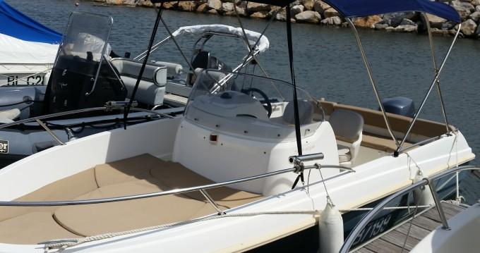 Alquiler de barcos Jeanneau Cap Camarat 5.5 CC Serie 2 Style enArgelès-sur-Mer en Samboat