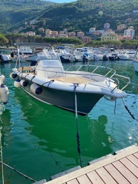 Alquiler de barcos La Spezia barato de White Shark 226