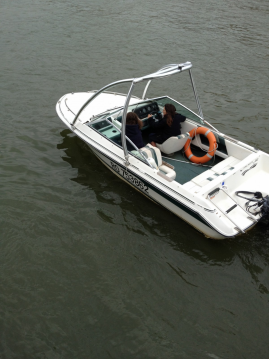 Sea Ray Sea Ray 160 CB entre particulares y profesional Issy-les-Moulineaux