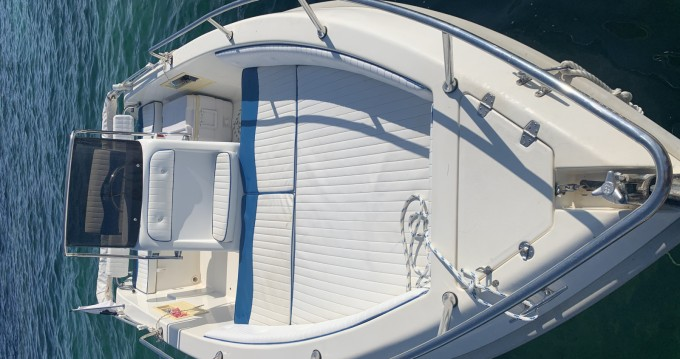 Alquiler de barcos Aquamar Aquamar 17 enPorto-Vecchio en Samboat