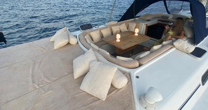 Alquiler de barcos Puma Cubic 70 enIsla de Ibiza en Samboat