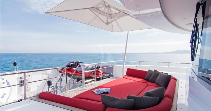 Alquiler de Yate, con o sin patrón Golden Yachts Ragusa