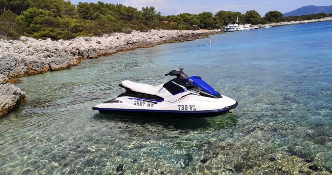 Alquiler Moto de agua en Vela Luka - Yamaha Ex sport