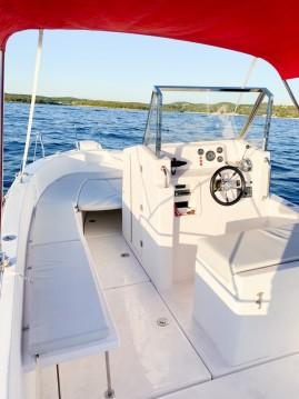 Alquiler de barcos Vrsar barato de 740 open