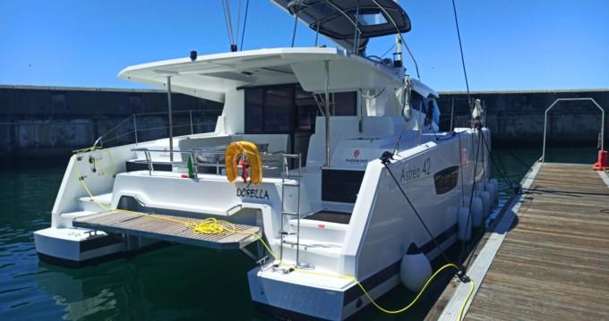 Alquiler de barcos Fountaine Pajot Astrea 42 enMarsala en Samboat