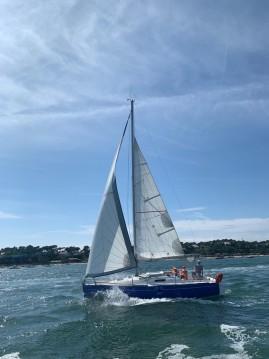 Alquiler Velero en La Rochelle - Bénéteau First 260 Spirit