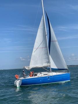 Bénéteau First 260 Spirit entre particulares y profesional La Rochelle
