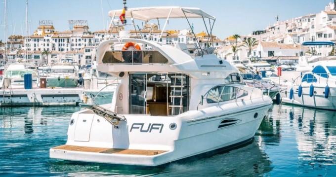 Lancha para alquilar Marbella al mejor precio