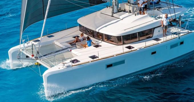 Catamarán para alquilar Marsh Harbour al mejor precio