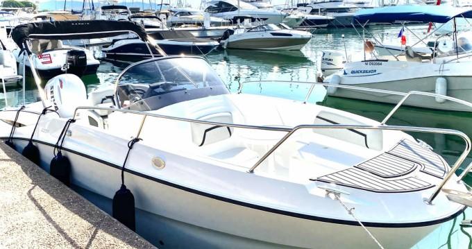 Alquiler de barcos Mandelieu-la-Napoule barato de 2251