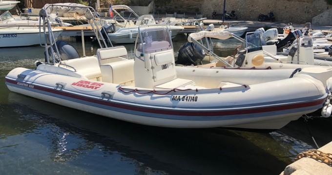 Joker Boat Coaster 600 entre particulares y profesional Saint-Cyr-sur-Mer