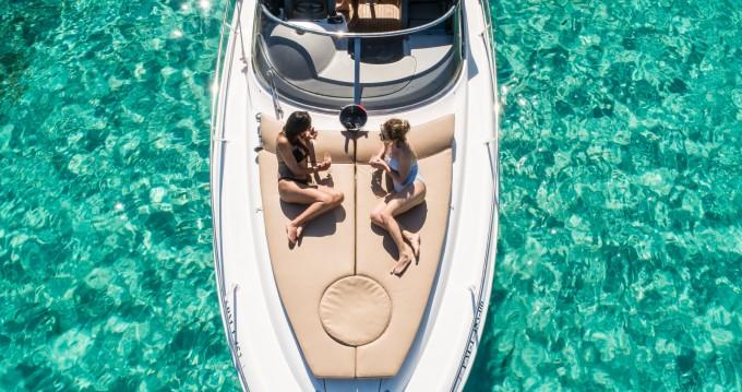 Alquiler de barcos Palma de Mallorca barato de BMB 29 Sport DC