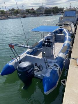 Alquiler de barcos Canet-en-Roussillon barato de DV 75