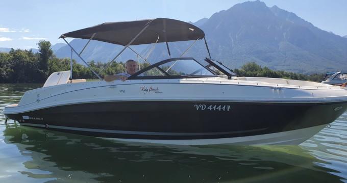 Alquiler de barcos Bayliner VR6 enLausanne en Samboat
