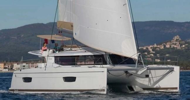 Alquiler Catamarán en Saint Thomas - Fountaine Pajot Helia 44