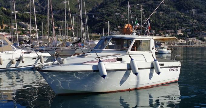 Alquiler de barcos Menton barato de Antares 800