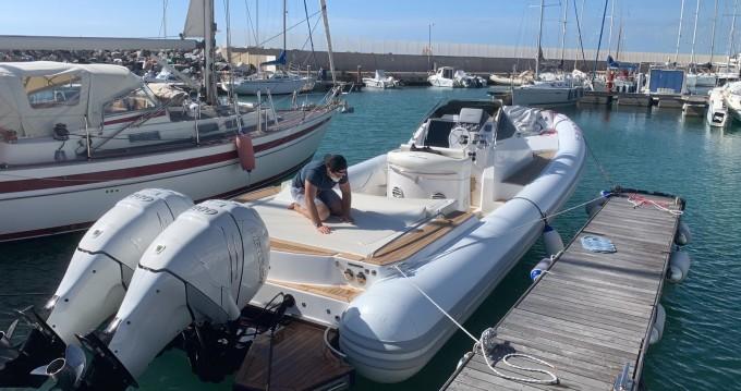 Alquiler de barcos Magazzu MX 11 enSan Vincenzo en Samboat
