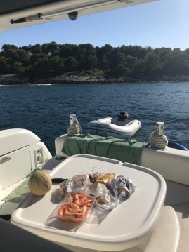 Alquiler de yate Antibes - Sessa Marine Oyster 35 en SamBoat