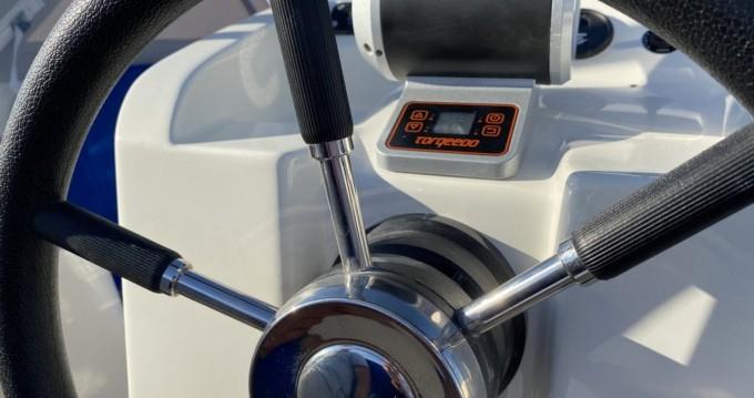 Alquiler de yate Arcachon - oudhuijzer 616 Tender Électrique en SamBoat